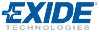 Charte Logo EXIDE R technologies